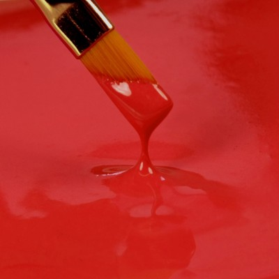 PAINT IT! - Peinture comestible Rouge  de Rainbow dust